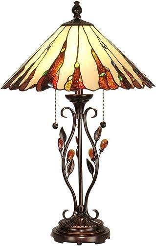 Chloe Lighting CH19B441DT 3 Light Birds Harmony Table Lamp