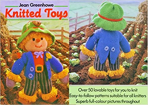 Knitting Pattern Books Toys : Guess what Ive just bought!