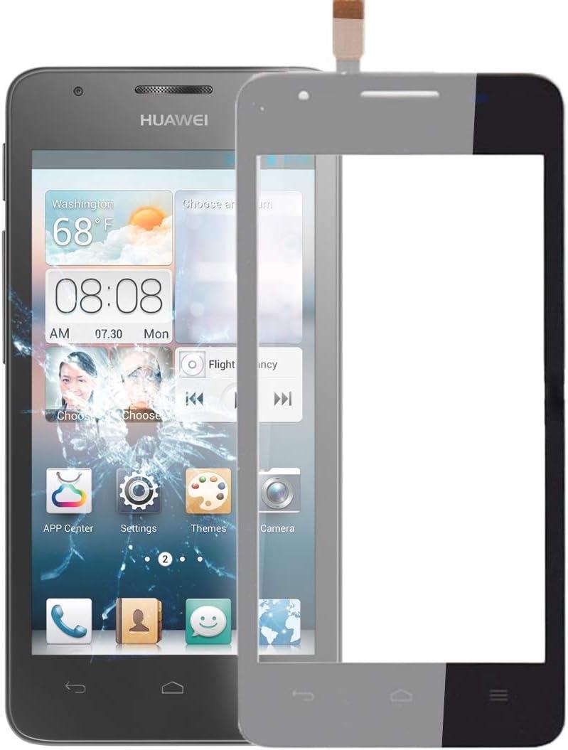 YANSHANG Repuestos para Smartphone For Huawei Ascend G510 / U8951 / T8951 digitalizador de Panel táctil (Negro) Partes de refacción (Color : Black): Amazon.es: Electrónica
