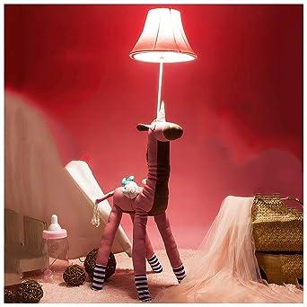 Habitación infantil unicornio dormitorio lámpara de pie ...