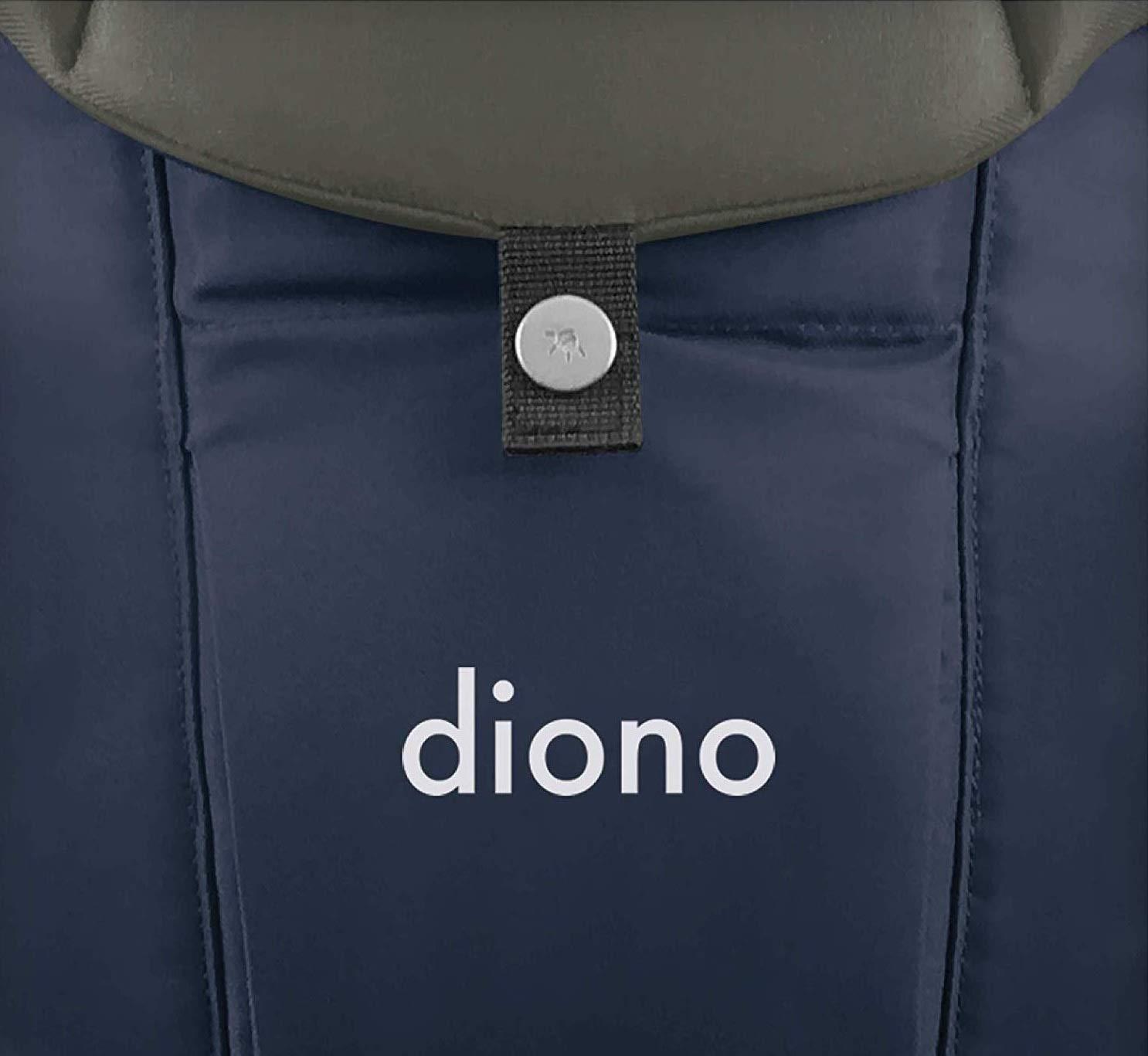 color gris claro Diono Carus Essentials 3 In 1