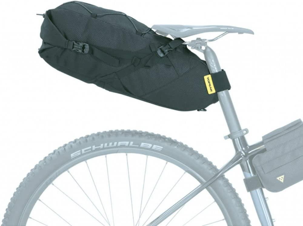 New TOPEAK Backloader Saddle Back Cycling Bike Waterproof Bag 6L 10L 15L