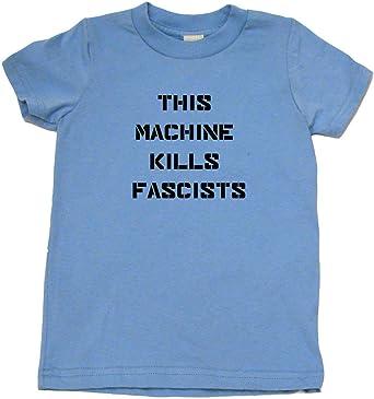 WOODY GUTHRIE THIS MACHINE KILLS FASCISTS GUITAR BABY GROW BABYGROW GIFT