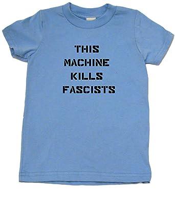 b5bf167cb Amazon.com  I Kill Fascists Cool Toddler Clothes Hip Boy Or Girl T ...