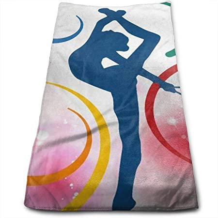Hand Towels, Cool Yoga Gymnastics Cool Towel Beach Towel ...