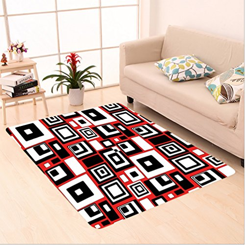 Somerset Multi Colored Rectangle Rug - 9