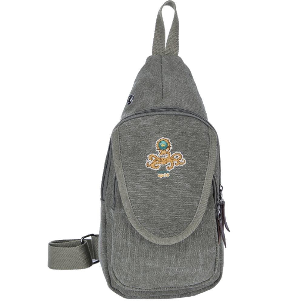 Black Puerto Rico Retro Flag Crossbody Shoulder Bag Durable Casual Daily Messenger Bag Satchel School Bag For Women And Men