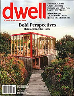 Dwell Magazine January February 2019 Bold Perspectives Amazon Com