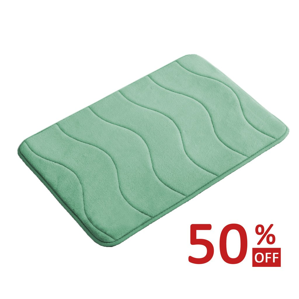 Memory Foam Bath Mats Only $7.
