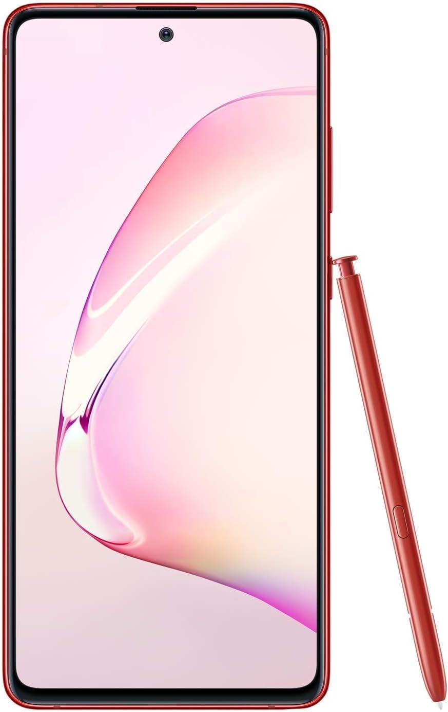 Samsung Galaxy Note 10 Lite 6GB/128GB Rojo (Aura Red) Dual SIM N770