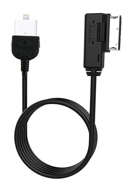 Hain Audio AMI MMIVW MDI AUX Cable para iPhone 7 8 X ...
