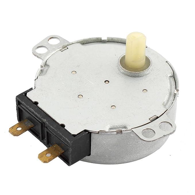 GM-16-2F5 3.5 / 4W 4/5 rpm 21V AC motor síncrono para horno de ...