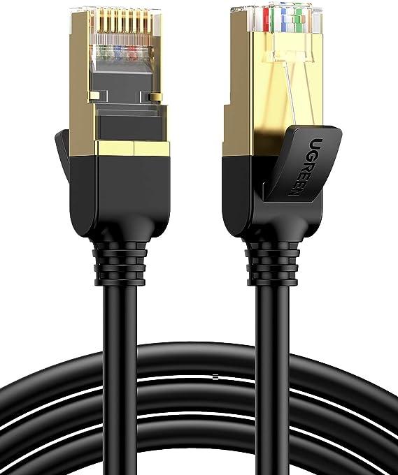 7 Cat 3M   10//100//1000 Mbit // s RJ45 C/âble r/éseau Ethernet Gigabit Lan