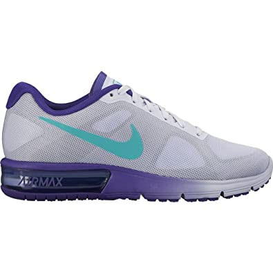 amazon com women s nike air max sequent purple size 5