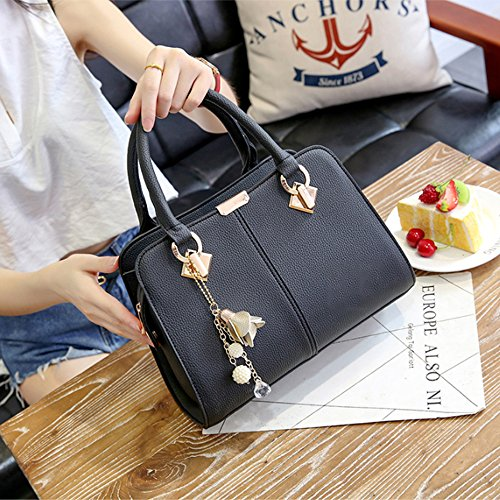 Zq Female 2018 Korean Of Handbag Simple New Bag And Shoulder Fashion Summer The Spring Messenger Version ppqwrx