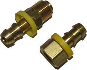 Hayden Automotive 390 Transmission Line Fitting Kit