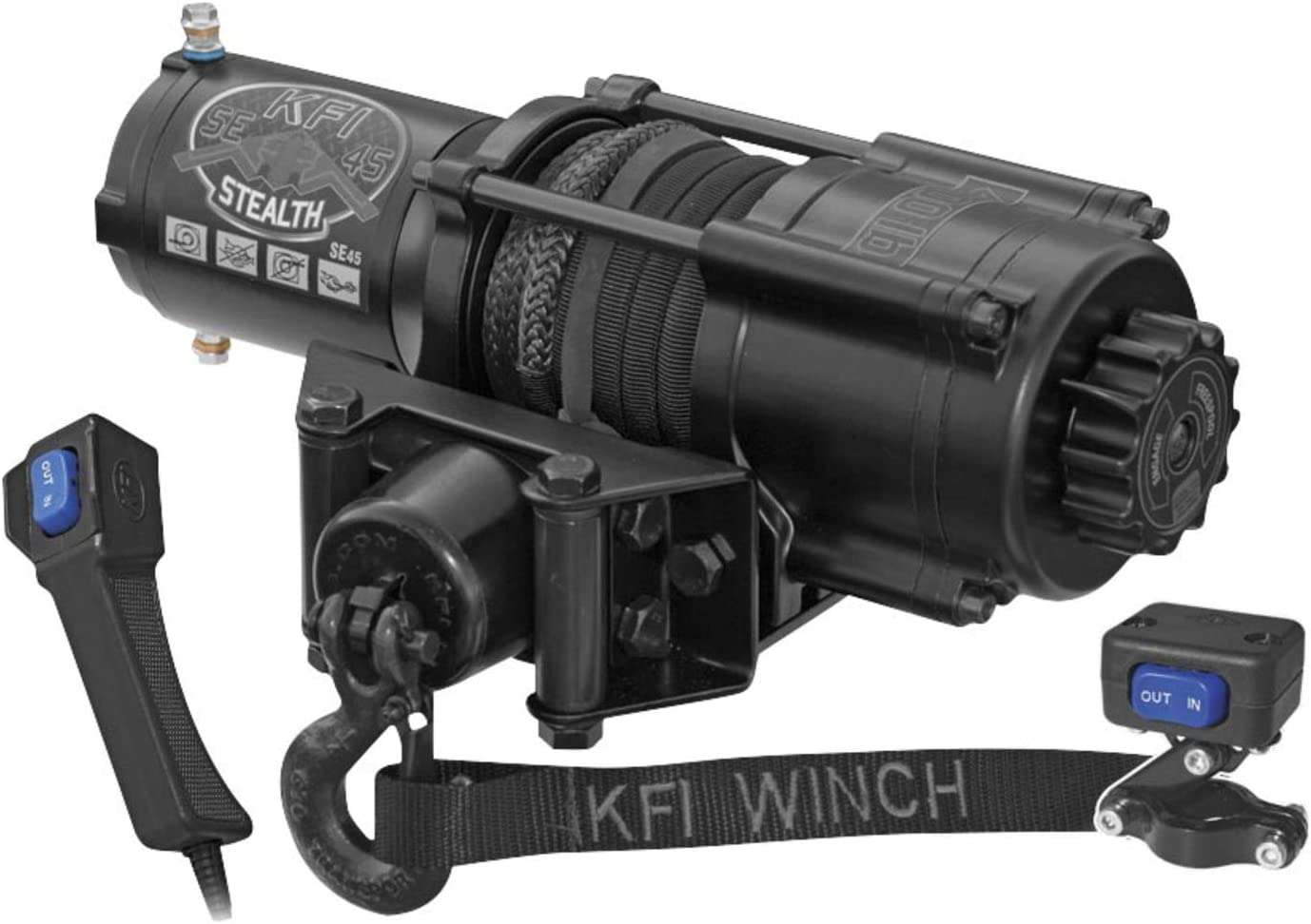 KFI Products Winch Mounts for KFI U4500 and SE45 100870