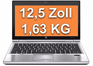 Elitebook 2570p Ordenador Portatil HP 12,5 i5 4 GB de RAM 320 GB HDD