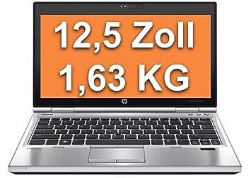 Elitebook 2570p Ordenador Portatil HP 12,5 i5 4 GB de RAM 320 GB HDD