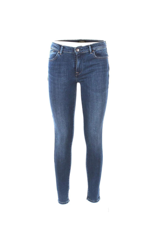 0/ZERO CONSTRUCTION Jeans Donna 25 Denim Morea/2s Sw400 Autunno Inverno 2018/19