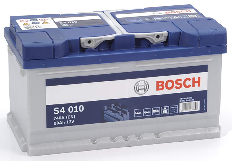 Bosch S4 Car Battery Type 110