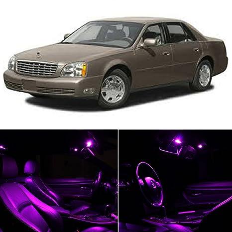 Amazon Com Ledpartsnow Cadillac Deville 2000 2005 Fuschia Purple