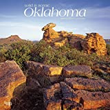 Oklahoma, Wild & Scenic 2019 12 x 12 Inch Monthly Square Wall Calendar, USA United States of America Southwest State Nature (Multilingual Edition)