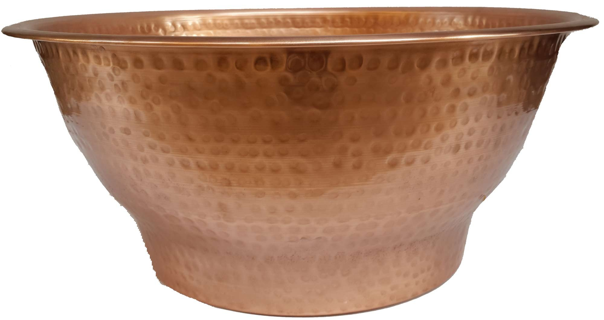 Egypt gift shops Deep Copper Pedicure Foot Massage Therapy Spa Bowl