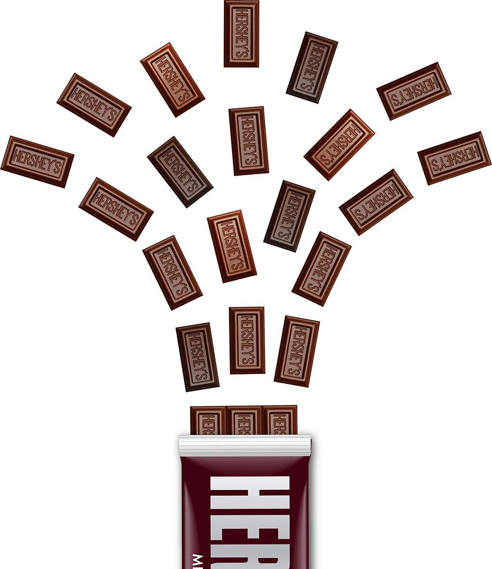 HERSHEY'S Milk Chocolate Candy Bars, 1.55-oz. Bars, 36 Count by HERSHEY'S (Image #5)