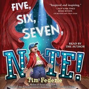 Five, Six, Seven, Nate! Audiobook