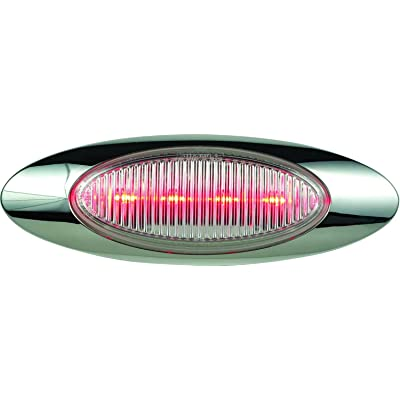 Optronics 00212368P Red LED Marker Light: Automotive