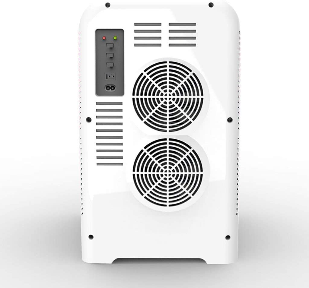AG Nevera para Autos-Mini-Nevera 22L Dual-Core Mute Pantalla CNC ...