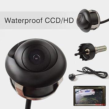 360° HD Auto Car Rear View Reverse Night Vision Backup Parking Camera Waterproof