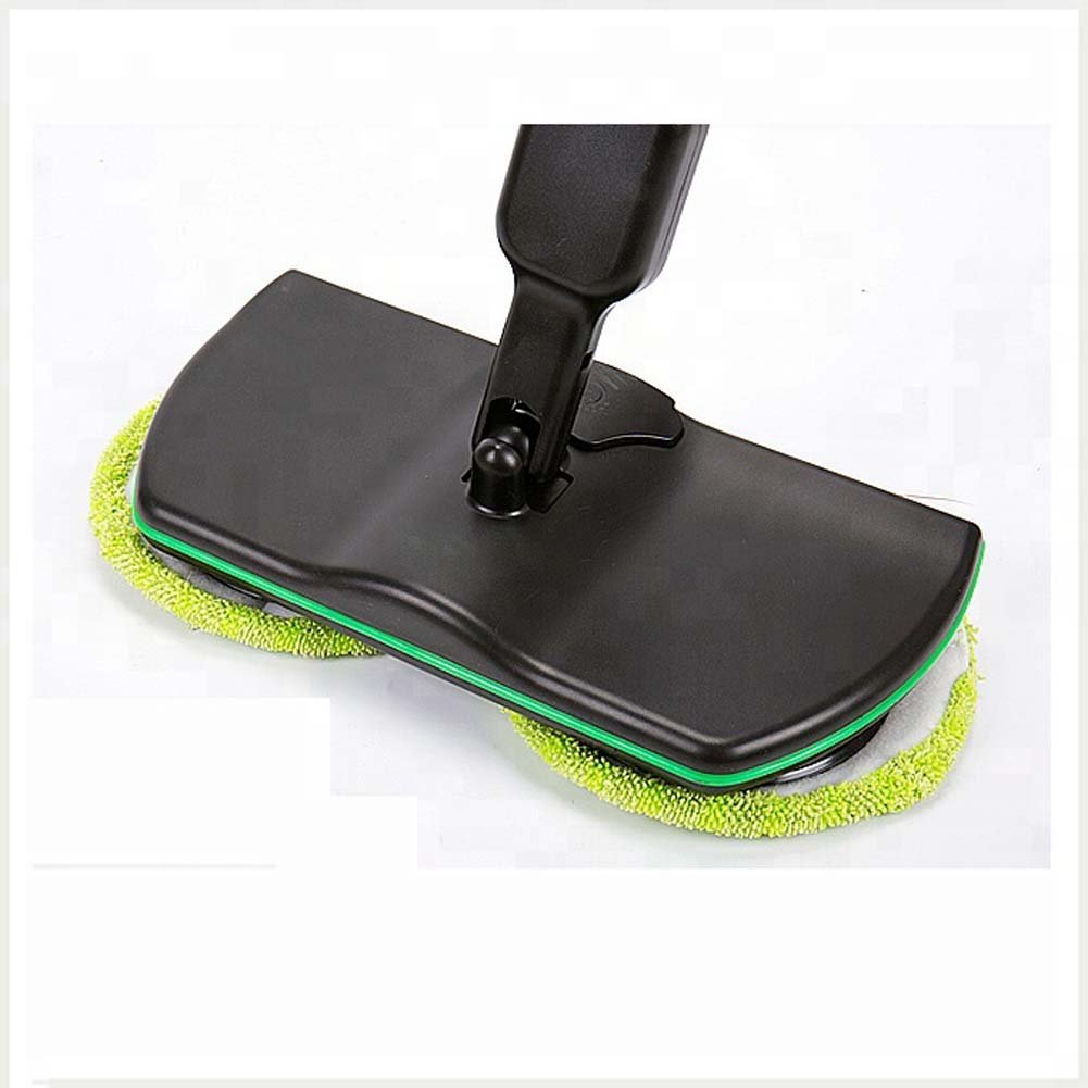 GAIHU Electric Mop - Super Maid Lazy Charging Mop Double Spinning Cleaning Cloth Wireless Mop