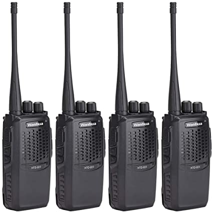 LW Walkie-Talkie inalámbrico Radio bidireccional-Wanhua ...