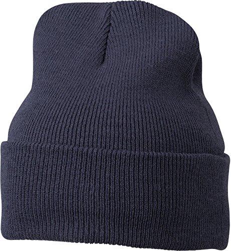 Caps MB Marino para hombre Gorro Azul punto de Oscuro Tdw4Bqd