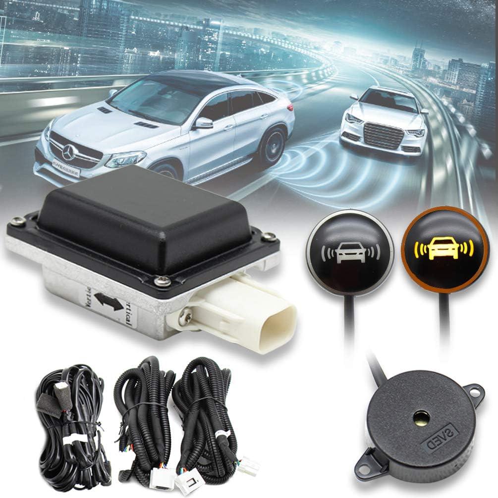 Rear 4 Point Reversing Parking Sensor Kit Buzzer Alarm Ultrasonic For Kia 2018