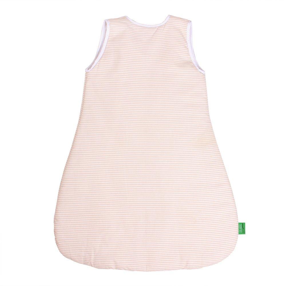 Stripes Farbe Gr/ö/ße:70 cm Beige LULANDO Babyschlafsack f/ür Neugeborene und Kleinkinder Sommerschlafsack und Winterschlafsack f/ür Ihr Baby