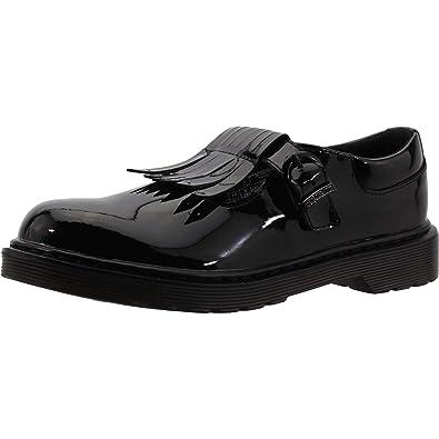 Dr.Martens Youth Torey Black Leather Shoes 37 EU: Amazon.es: Zapatos y complementos