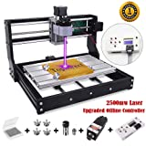 [Upgraded Version] 2500mw Laser Engraver CNC 3018