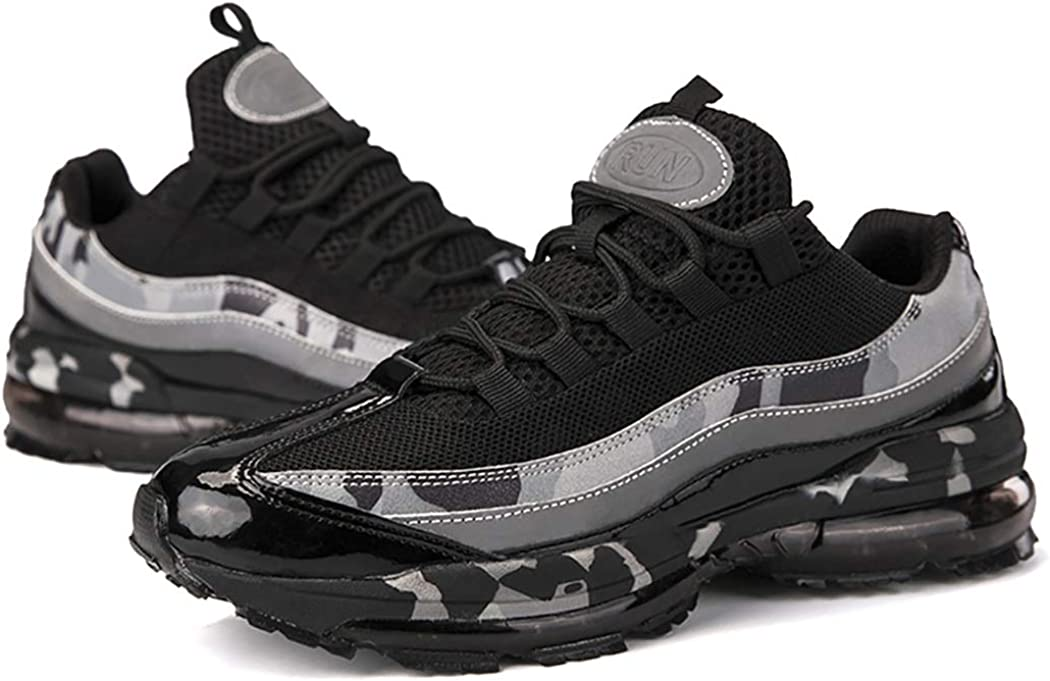 Zapatos para Correr Hombre Air Cushion Zapatillas Deporte: Amazon.es: Zapatos y complementos