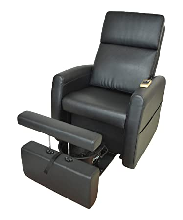 Pibbs PS9 Lounge Pedicure Chair W/Vibration Massage