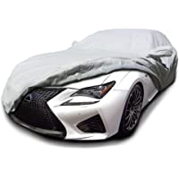 CarsCover Custom Fit 2015-2019 Lexus RC200t RC300 RC350 RCF Sport Car Cover Heavy Duty Weatherproof Ultrashield Covers…