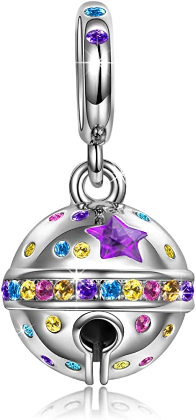 925 Sterling Silver Happy Easter Day Charms fit Women Charm Bracelet /& Necklaces