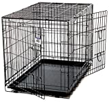 Little Giant Pet Lodge Extra Large Double Door Wire Pet Crate