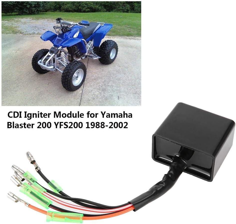 Fydun CDI Module Igniter Module ABS for Blaster 200 YFS200 1988-2002