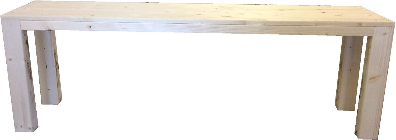 TOTAL WOOD 2012 Panca panchina panchetta Interno Esterno in Legno 150x38.5x50h Anche su Misura!