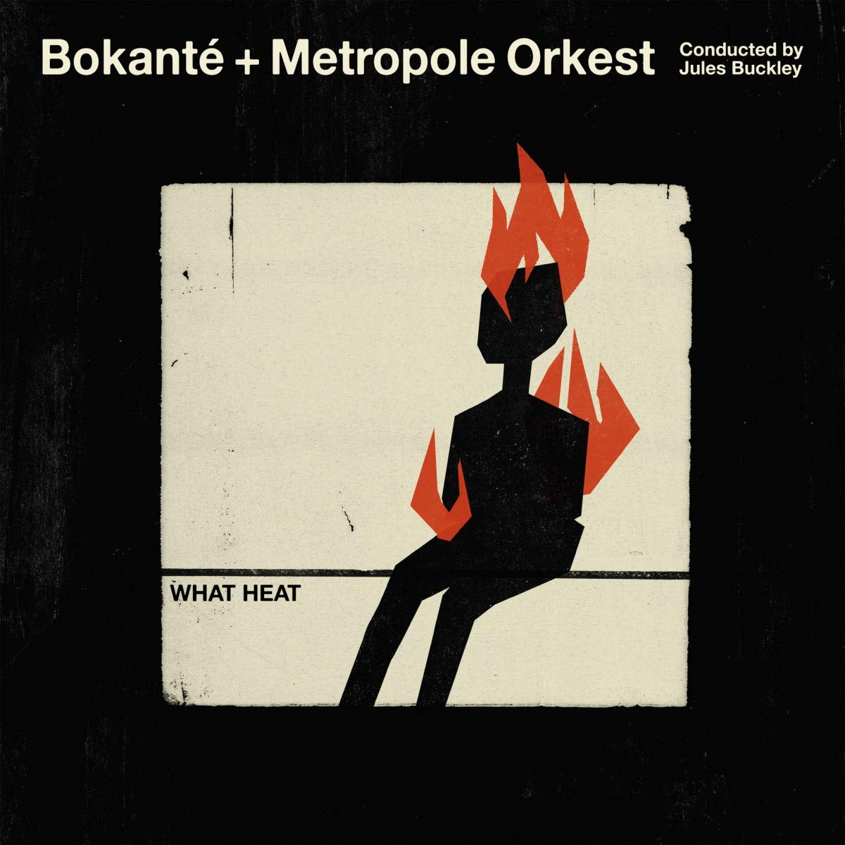 Vinilo : Bokante - What Heat (LP Vinyl)