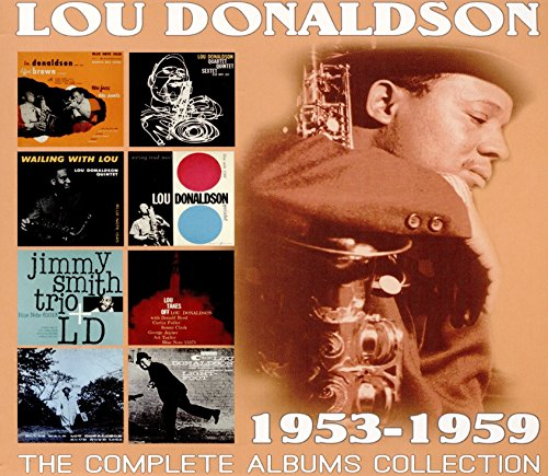 Complete Albums Collection: 1953-1959 (4CD Box Set) from Enlightenment