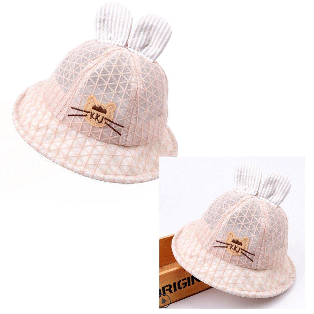 Unisex Baby Summer Hat Sombrero Gorros Sombrero de [C] sol Gorros de ...